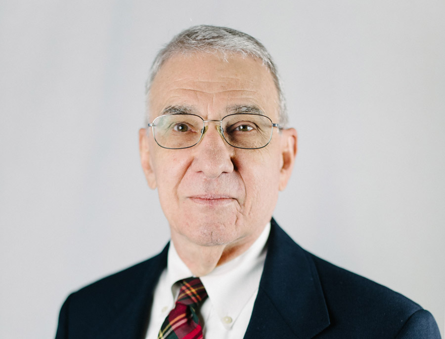 Pastor Thomas Ellis