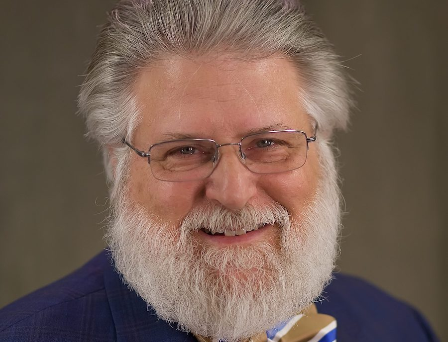 Dr. Kevin Backus Headshot
