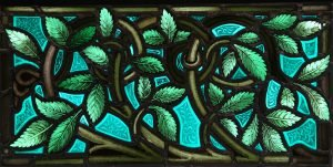 stained glass vine